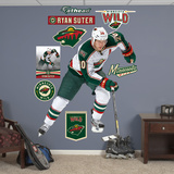 NHL Minnesota Wild Ryan Suter Wall Decal Sticker Wall Decal