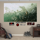 Gears Of War 3 Locust Horde Mural Decal Sticker Wall Decal