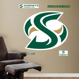 NCAA Sacramento State Logo Wall Decal Sticker Wall Decal