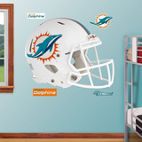 Miami Dolphins 2013 Helmet Wall Decal Sticker Wall Decal