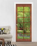 Door - Door Wallpaper Mural Behangposter