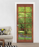 Door - Door Wallpaper Mural Wallpaper Mural