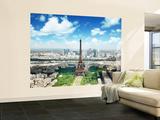 Torre Eiffel Wallpaper Mural