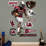 NCAA Marcus Lattimore South Carolina Gamecocks 2013 Wall Decal Sticker Wall Decal