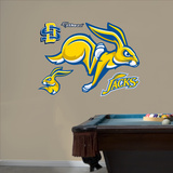 NCAA South Dakota State Jackrabbits Logo Wall Decal Sticker Wall Decal