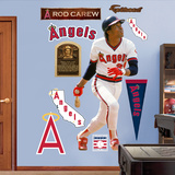 Los Angeles Angels Rod Carew Wall Decal Sticker Wall Decal