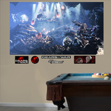 Gears Of War 3 Underground Mural Decal Sticker Wall Mural