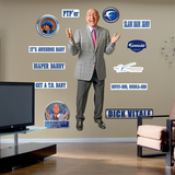 NCAA Dick Vitale Wall Decal Sticker Wall Decal