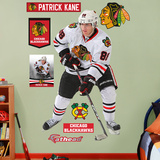 NHL Chicago Blackhawks Patrick Kane - No. 88 Wall Decal Sticker Kalkomania ścienna