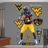 NCAA Geno Smith West Virginia Mountaineers 2013 Wall Decal Sticker Wall Decal
