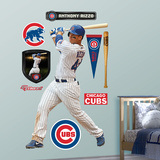 Chicago Cubs Anthony Rizzo Wall Decal Sticker Wall Decal