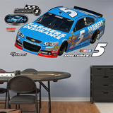 Nascar Kasey Kahne 2013 Farmers Car Wall Decal Sticker Wall Decal