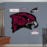 NCAA NCAA Maryland- Eastern Shore Logo Wall Decal Sticker Wall Decal