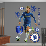 Chelsea FC Fernando Torres Wall Decal Sticker Wall Decal