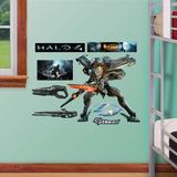 Knight Halo 4 - Fathead Jr. Wall Decal Sticker Wall Decal