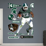 Le'Veon Bell Michigan State Spartans Wall Decal Sticker Wall Decal