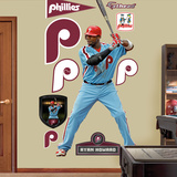 Philadelphia Phillies Ryan Howard Wall Decal Sticker Wall Decal
