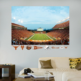 Texas Longhorns - Darrell K Royal Texas Memorial Stadium Mural Decal Sticker Wall Decal