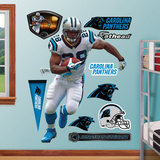 NFL Carolina Panthers Jonathan Stewart Wall Decal Sticker Wall Decal