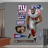 New York Giants Michael Strahan - Defensive End Wall Decal Sticker Wall Decal