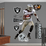 NFL Oakland Raiders Denarius Moore Wall Decal Sticker Wall Decal