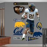 Keenan Allen California Golden Bears Wall Decal Sticker Wall Decal