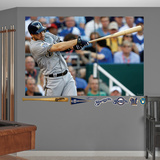 Milwaukee Brewers RyanBraun Mural Decal Sticker Wall Decal
