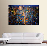 New York Mini Wall Mural Wallpaper Mural