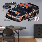 Nascar Denny Hamlin 2013 FedEx Car Wall Decal Sticker Wall Decal