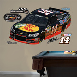 Nascar Tony Stewart 2013 Bass Pro Car Wall Decal Sticker Wall Decal