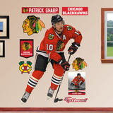 NHL Chicago Blackhawks Patrick Sharp Wall Decal Sticker Wall Decal