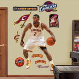 Cleveland Cavaliers Kyrie Irving Wall Decal Sticker Adhésif mural