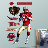 NCAA/NFLPA Boston College Matt Ryan Wall Decal Sticker Wall Decal