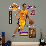 Los Angeles Lakers Steve Nash - No. 10 Wall Decal Sticker Wall Decal