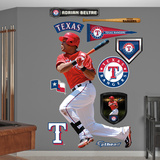 Texas Rangers Adrian Beltre Wall Decal Sticker Wall Decal