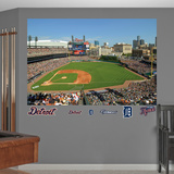 Inside Comerica Park 2012 Mural Decal Sticker Wall Decal