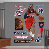 Washington Wizards Bradley Beal Wall Decal Sticker Wall Decal