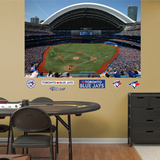 Toronto Blue Jays Inside Rogers Centre Mural Decal Sticker Wall Decal