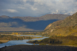 The Baker River in Aisen Province, in the Heart of Chilean Patagonia Photographic Print by Beth Wald