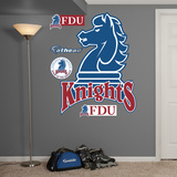 NCAA Fairleigh Dickinson Knights Logo Wall Decal Sticker Wall Decal