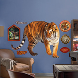 Tiger Wall Decal Sticker Kalkomania ścienna
