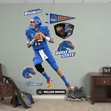 NCAA/NFLPA Boise State Broncos Kellen Moore Wall Decal Sticker Wall Decal