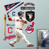 Cleveland Indians Jason Kipnis Wall Decal Sticker Wall Decal