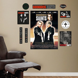 Boondock Saints Wall Decal Sticker Wall Decal