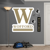 NCAA Wofford Wall Decal Sticker Wall Decal