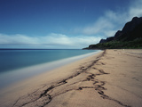 The Pristine Sands of Kalalau Beach Photographic Print by Diane & Len Cook & Jenshel