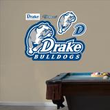 NCAA Drake Wall Decal Sticker Wall Decal