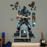 Elite Halo 4 Wall Decal Sticker Adhésif mural