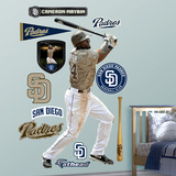 San Diego Padres Cameron Maybin 2012 Wall Decal Sticker Wall Decal