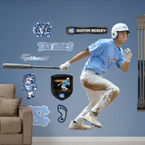 North Carolina Tar Heels Dustin Ackley North Carolina Wall Decal Sticker Wall Decal